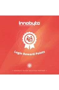 Innobyte Login Reward Points