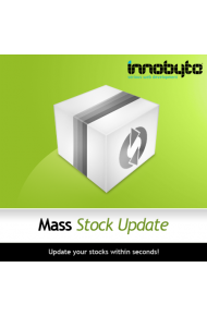 Mass Stock Update Logo