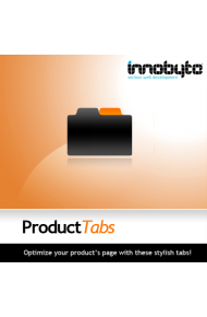 Innobyte Product Tabs Logo