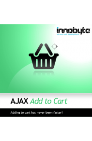 Innobyte Ajax Add to Cart Logo
