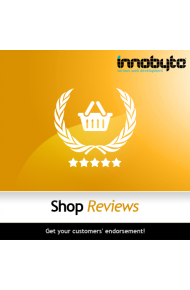 Innobyte Shop Reviews Logo