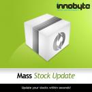 Mass Stock Update Logo