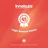 Login Reward Points