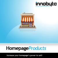 Homepage Products
